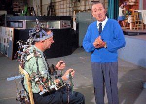 The Imagineering Story: Walt Disney legt de ontwikkeling van animatronics uit - Foto: © Disney+