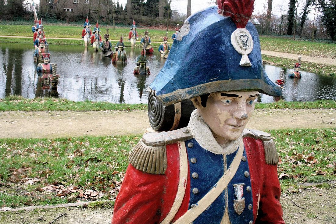 Waterloo in het Land van Ooit – Foto: © Adri van Esch