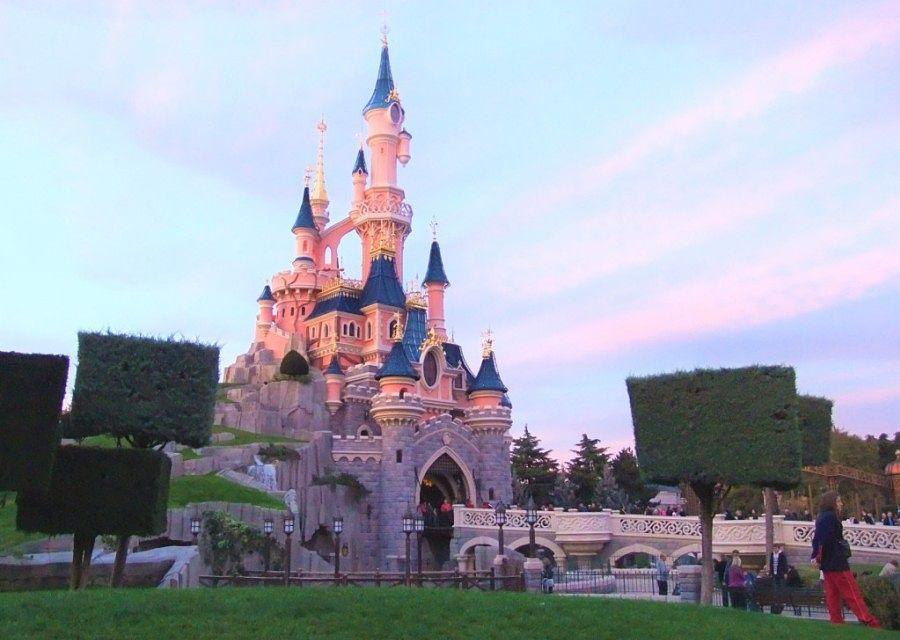 Sleeping Beauty Castle in Disneyland Paris – Foto: © Adri van Esch