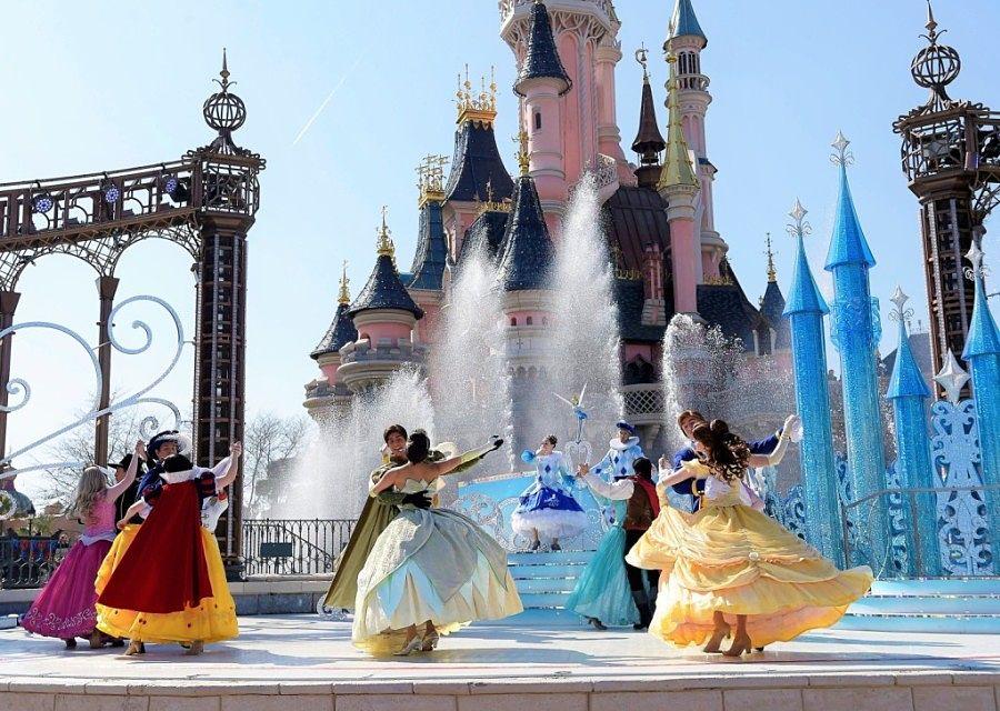 Le Théâtre du Château in Disneyland Paris – Foto: © Disney