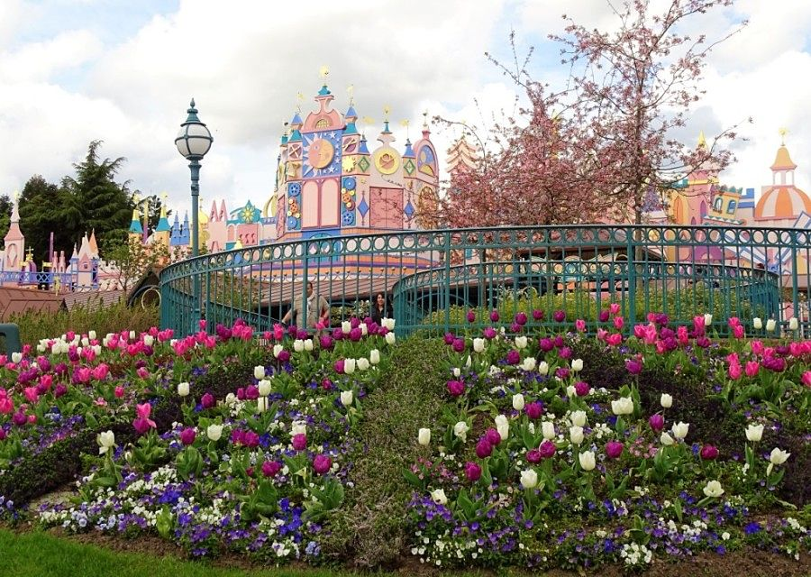 It's a Small World Alice's in Fantasyland in Disneyland Paris – Foto: © Adri van Esch