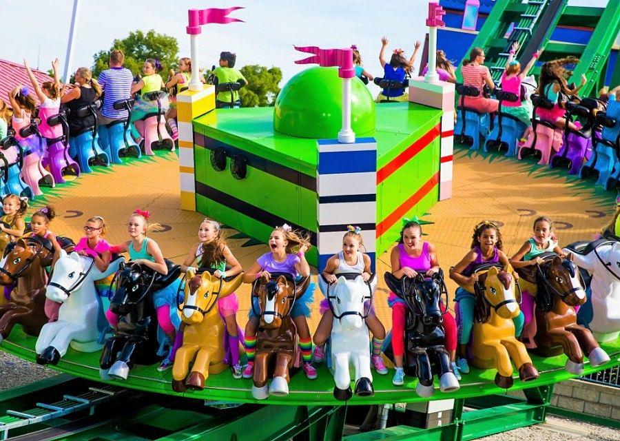 Heartlake City in Legoland Florida - Foto: Chip Litherland / Legoland Florida