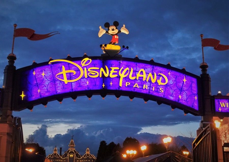 Disneyland Paris - Foto: © Adri van Esch