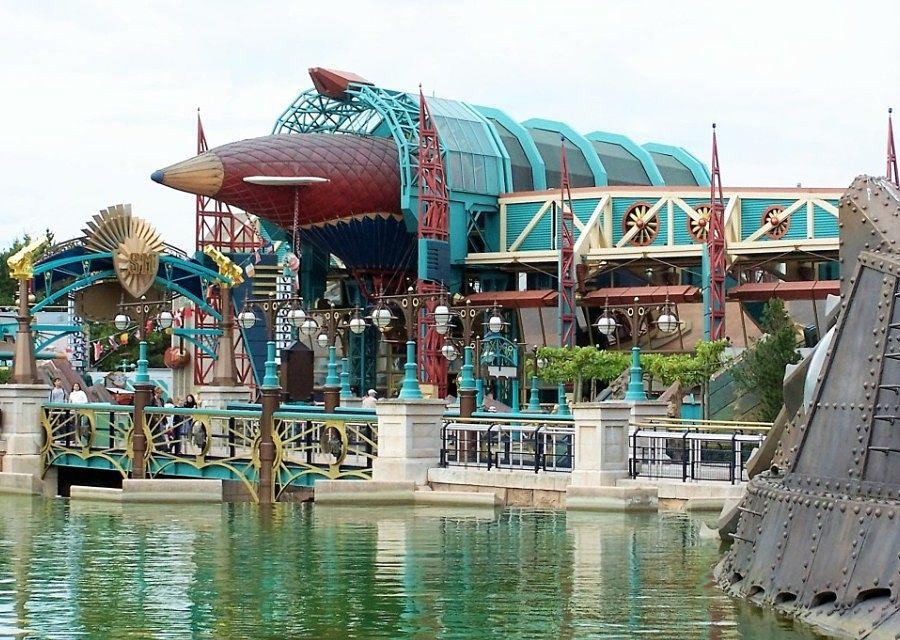 Videopolis in Disneyland Paris - Foto: Joel, Flickr c.c.