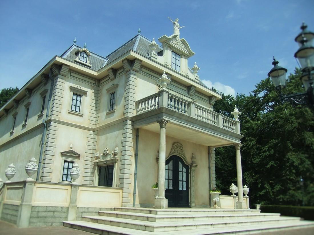 Villa Volta in de Efteling - Foto: (c) Parkplanet