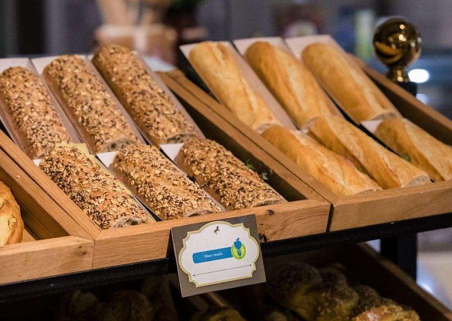 'De Betere Keuze' in de Efteling: volkorenbroodje met meer vezels