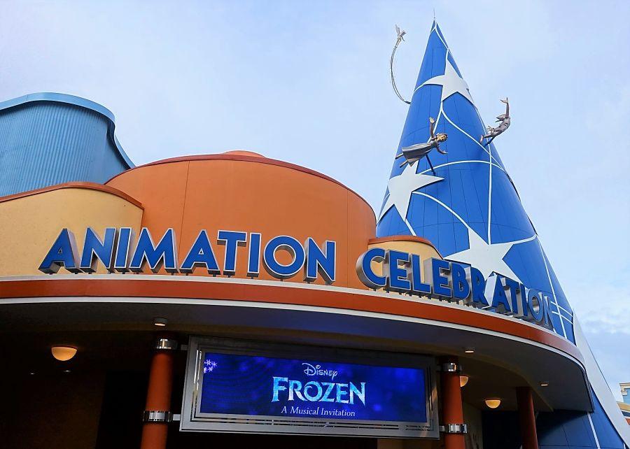 Animation Celebration in Walt Disney Studios – Foto: © Adri van Esch
