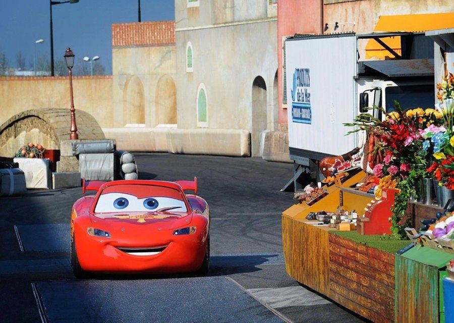 Moteurs... Action Stunt Show in Walt Disney Studios Park - Foto: © Disney