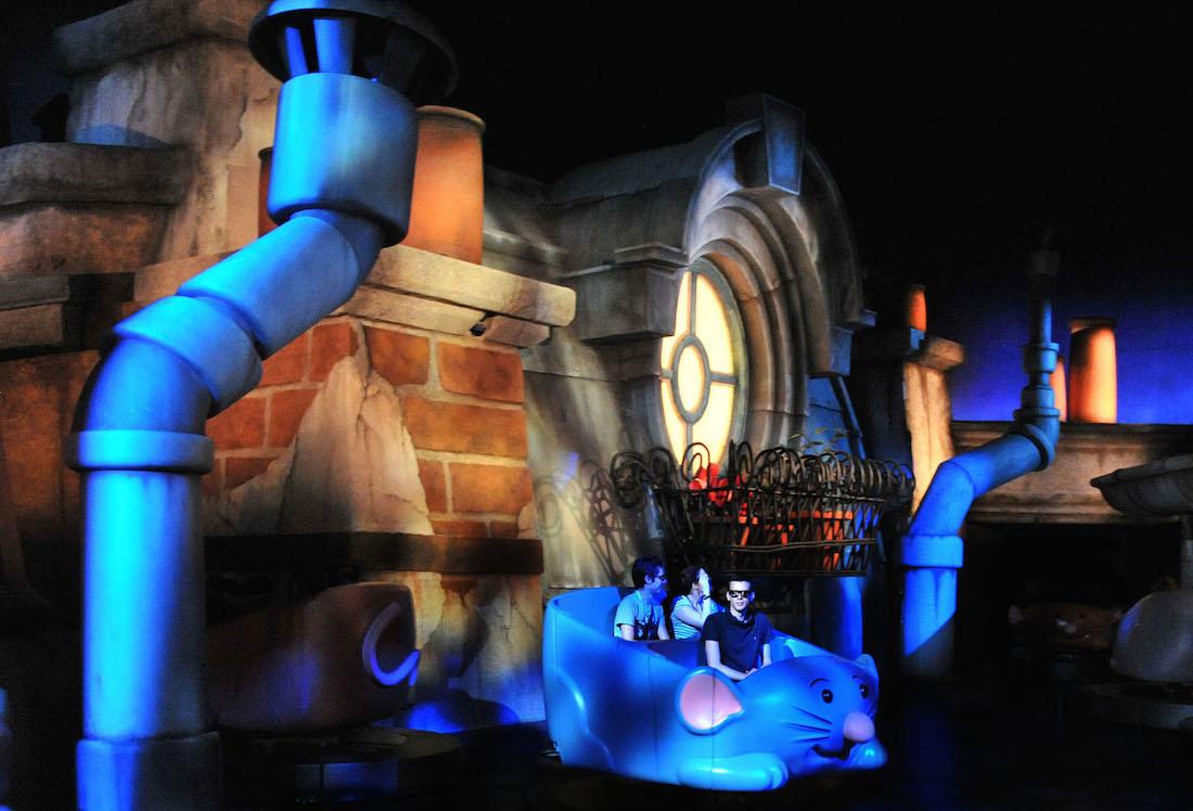 Ratatouille: The Adventure - Foto: © Disney