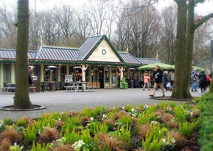 De Vrolijke Noot, een La Place-restaurant in de Efteling - Foto: © Adri van Esch
