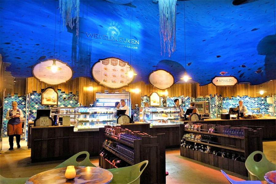 Restaurant Fabula in de Efteling - Foto: © Adri van Esch