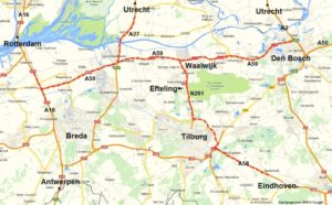 Efteling route 16