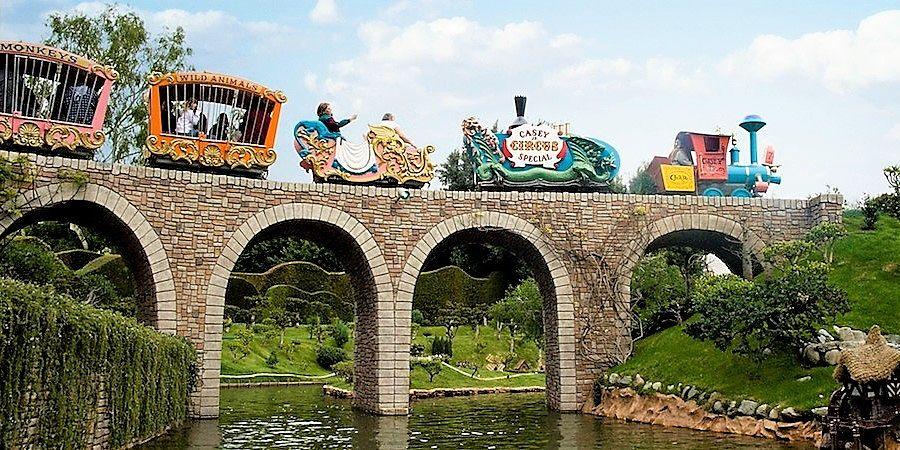 Casey Jr. Circus Train in Disneyland - Foto: Flickr Folks