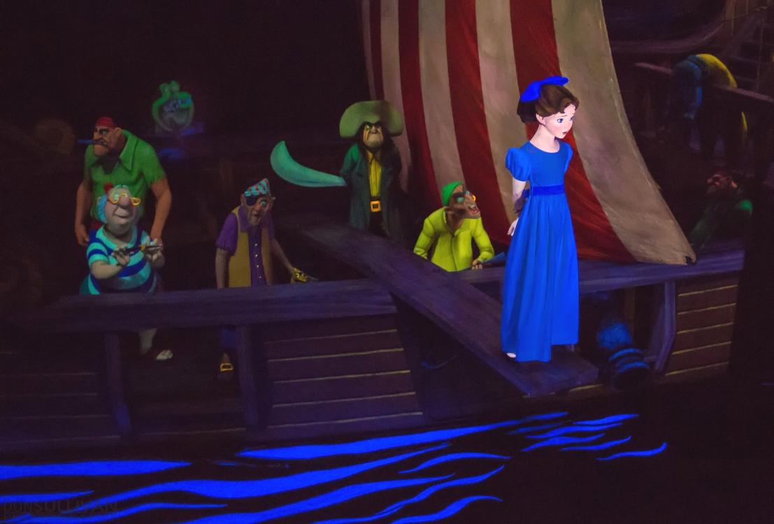 DLC Peter Pan Flight Foto Don Sullivan Flickr