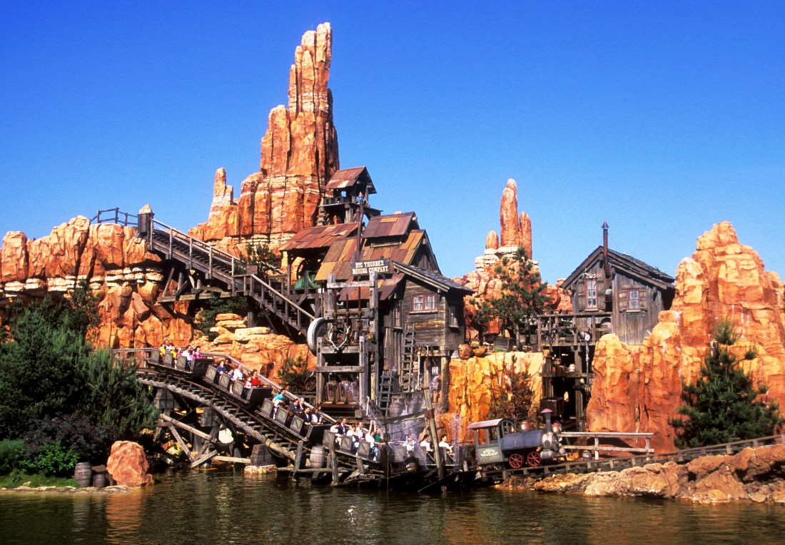 Big Thunder Mountain - Foto: (c) Disney