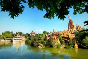 Frontierland in Disneyland Paris - Foto: (c) Disney