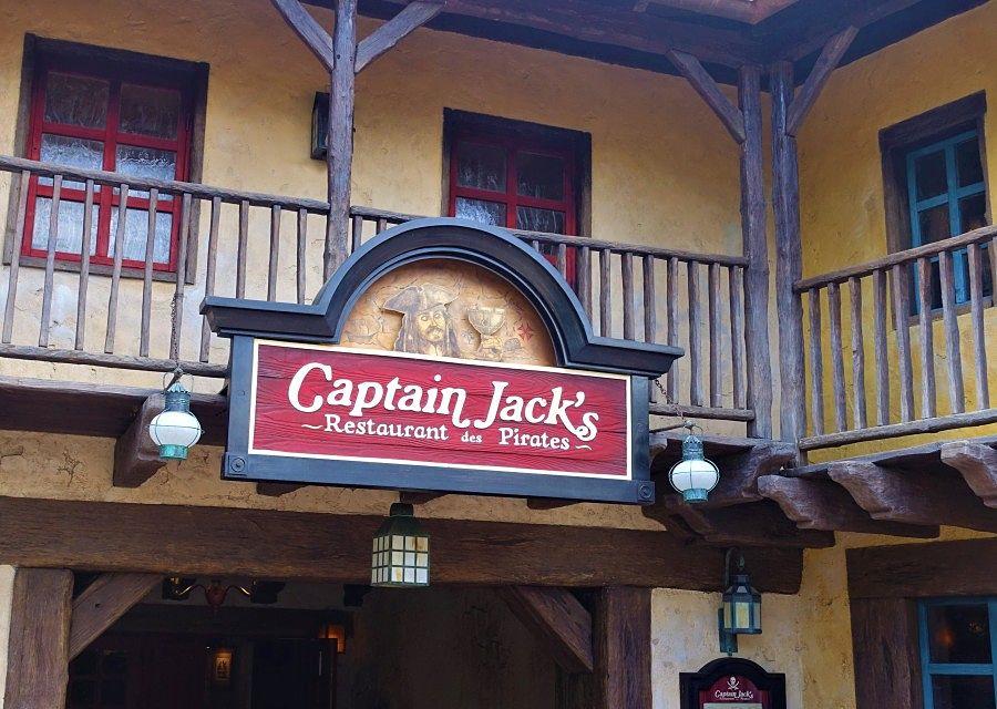 Captain Jack's in Disneyland Paris - Foto: © Adri van Esch