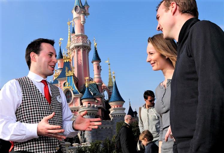 Een VIP-rondleiding door Disneyland Park - Foto: © Disney