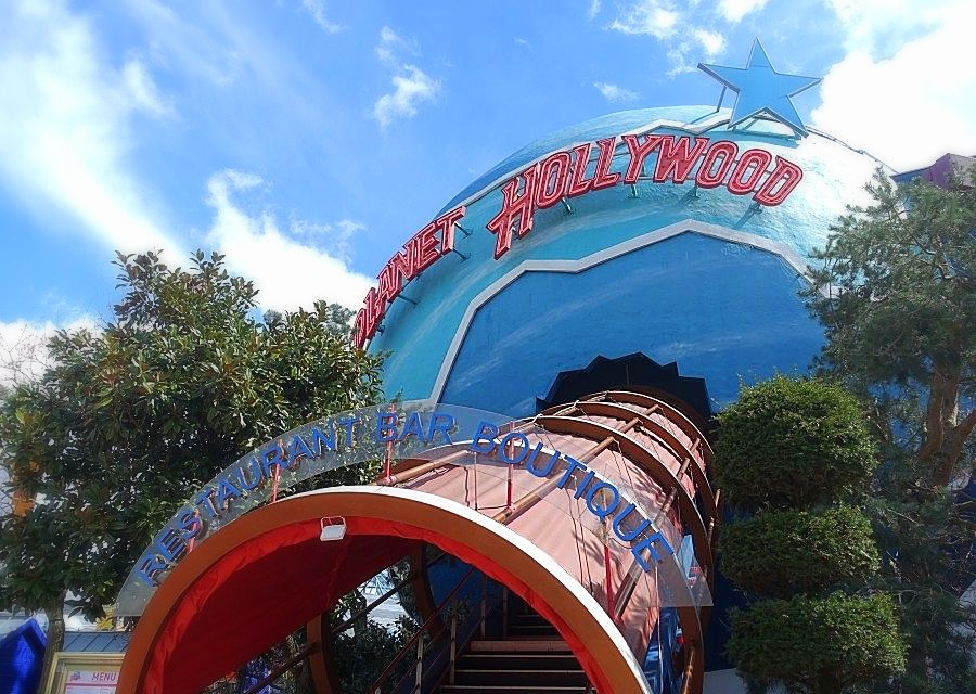 Planet Hollywood in Disney Village in Disneyland Paris - Foto: © Adri van Esch
