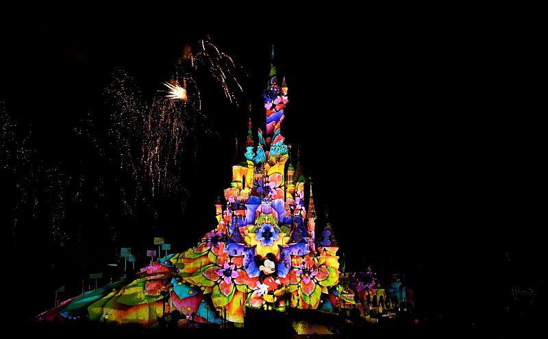 Disney Illuminations in Disneyland Paris - Foto: (c) Disney
