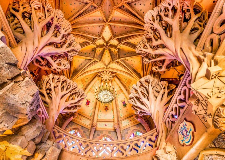 Kasteel in Disneyland Paris – Foto: (c) Disney