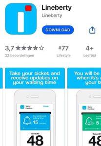 Lineberty app