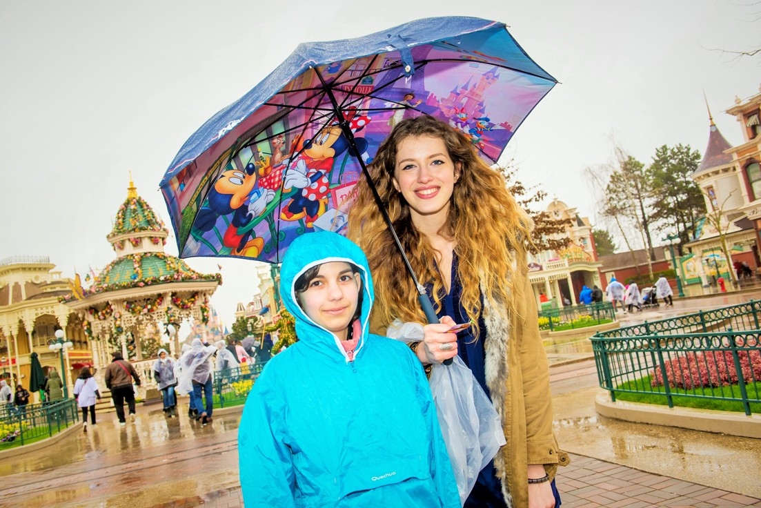 DLP Regen paraplu 15pers
