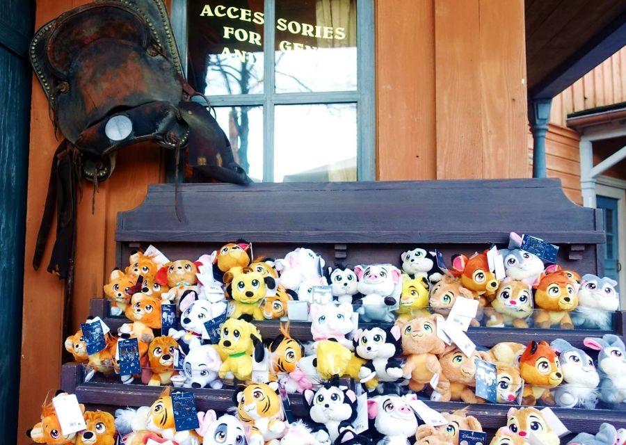 Shoppen in Disneyland Paris – Foto: © Adri van Esch