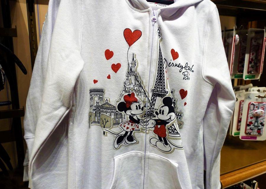 Shoppen in Walt Disney Studios Park in Disneyland Paris – Foto: © Adri van Esch
