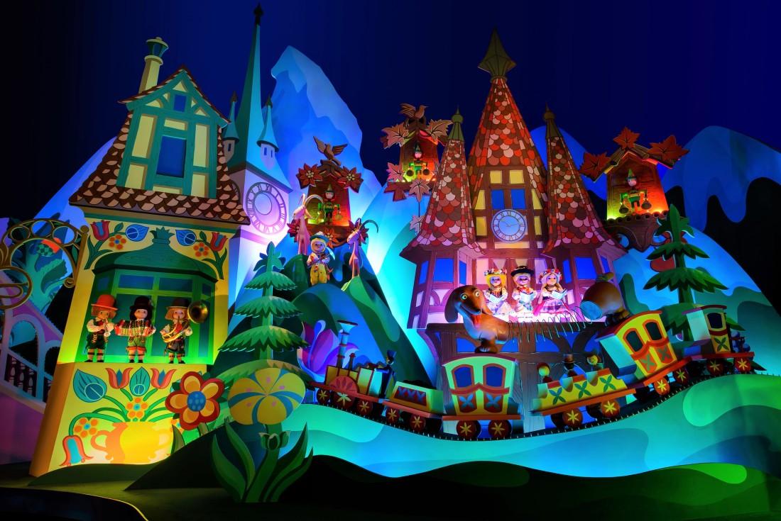 It's a Small World - Foto: (c) Disney