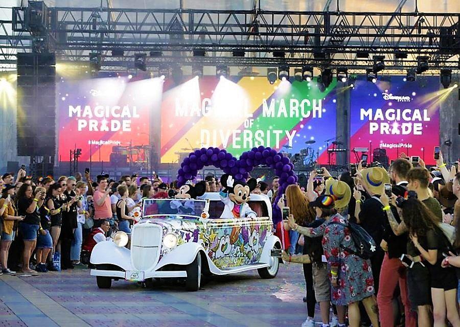 Magical Pride in Walt Disney Studios - Foto: © Disney
