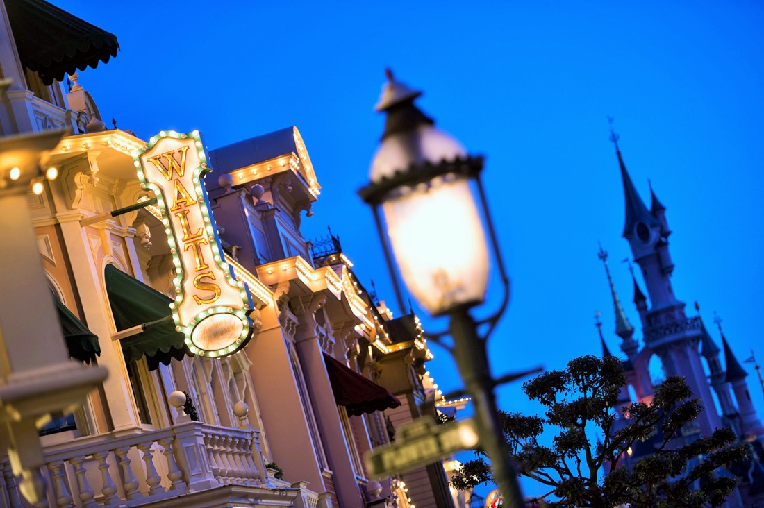 Walt's in Main Street U.S.A. in Disneyland Paris - Foto: (c) Disney