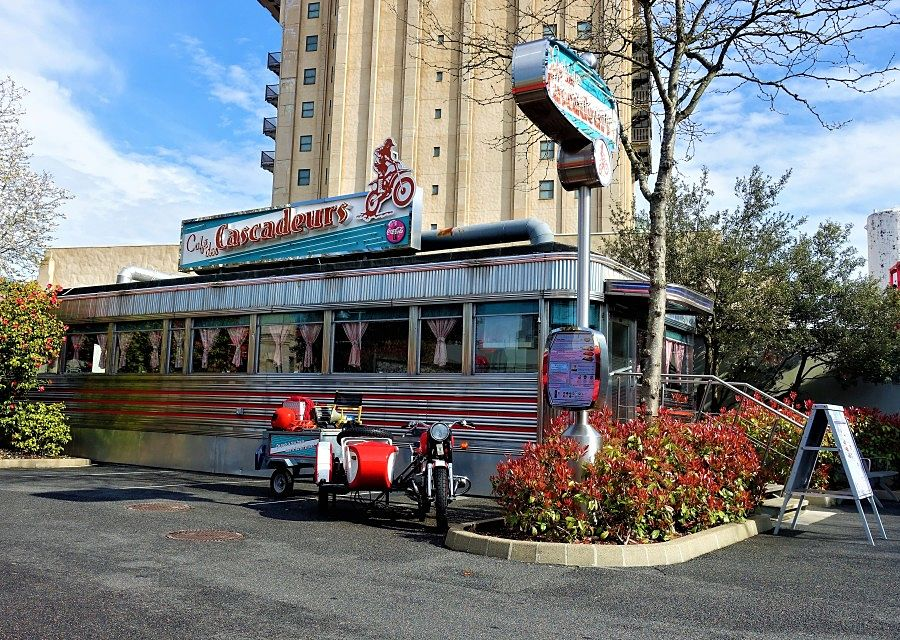 Café des Cascadeurs in Walt Disney Studios Park - Foto: © Adri van Esch