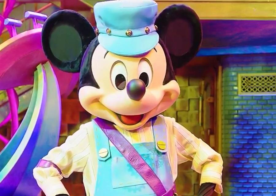 Mickey Mouse in Disney Junior Dream Factory in Walt Disney Studios Park - Foto: © Disney