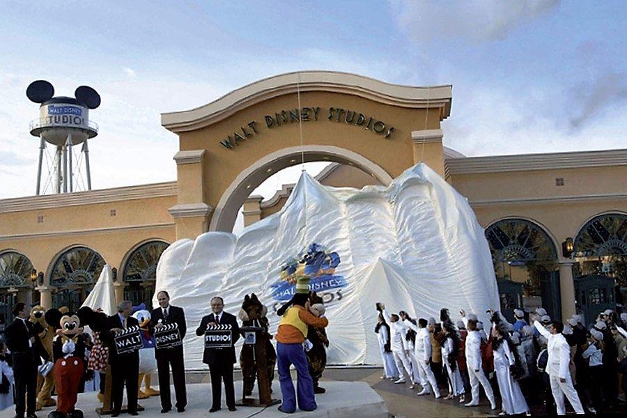 Officiële opening van Walt Disney Studios - Foto: © Disney