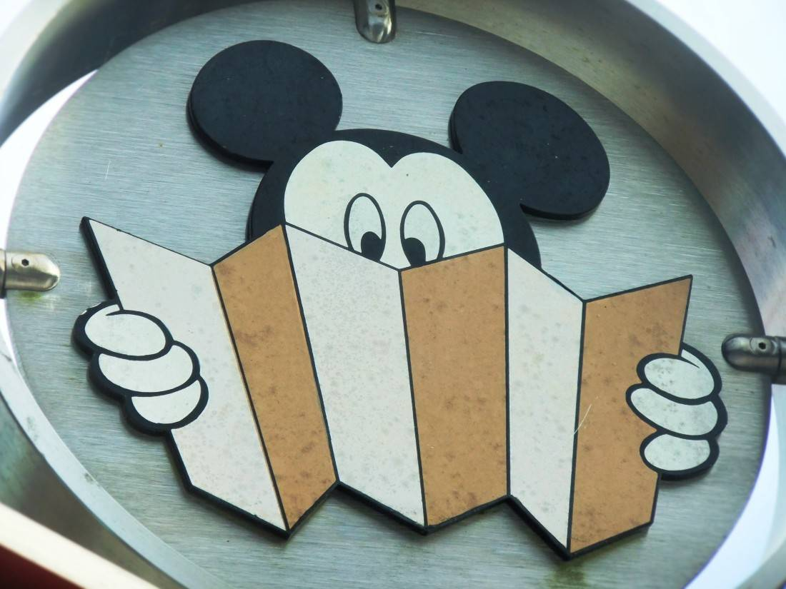 Mickey Mouse – Foto: © Adri van Esch