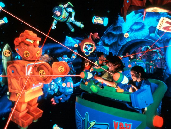 Buzz Lightyear Laser Blast - Foto: (c) Disney