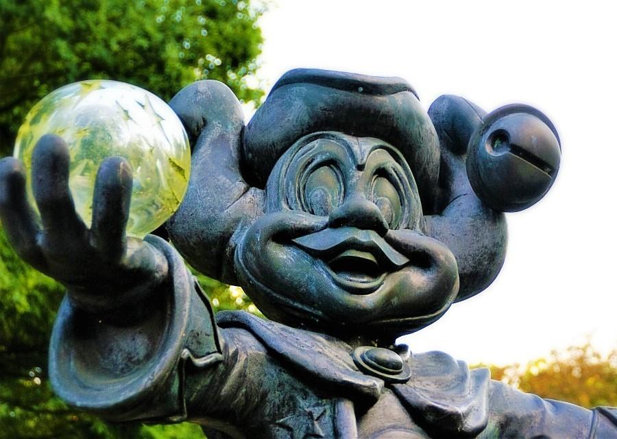 Pardoes, mascotte van de Efteling - Foto: © Adri van Esch