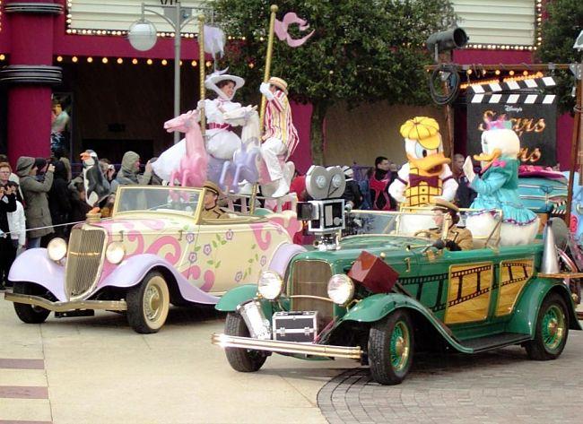 Stars 'n' Cars in Walt Disney Studios - Foto: © Adri van Esch