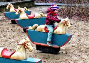 Speeltuin Kinder Vreugd in de Efteling – Foto: © Adri van Esch