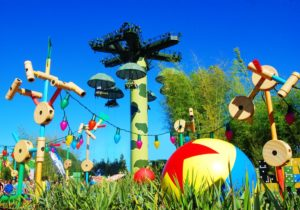 WDS Toy Story Playland 15pers