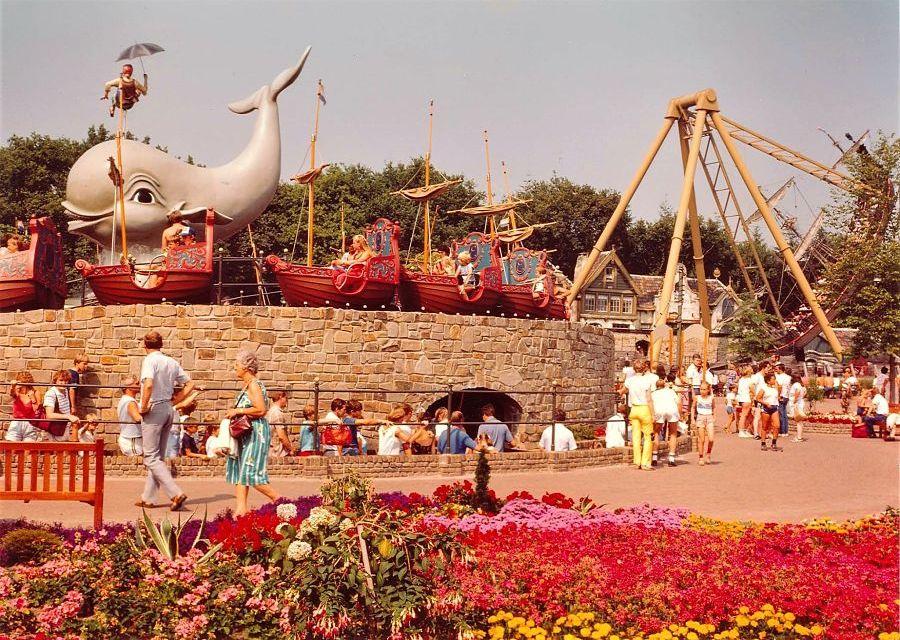 In 1984 kreeg de Efteling Polka Marina