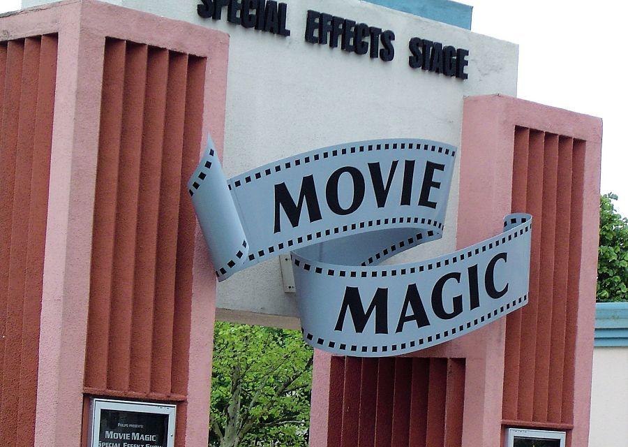 Movie Magic in Movie Park Germany - Foto: © Adri van Esch
