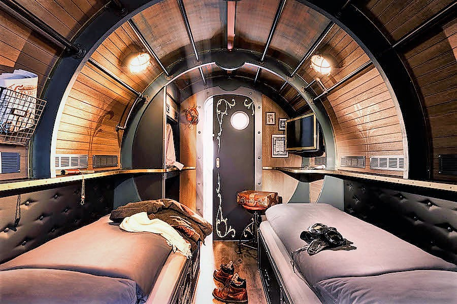 Hotel Charles Lindbergh in Phantasialand