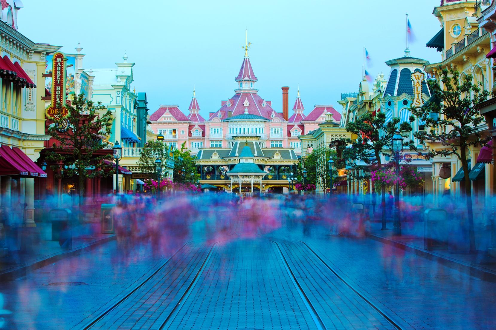 Main Street U.S.A. in Disneyland Park - Foto: (c) Disney