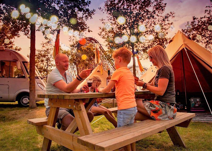 Pop Up Summer Camp in Toverland