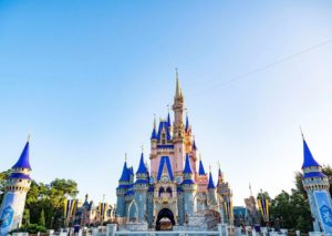 Het kasteel in het Magic Kingdom in Walt Disney World - Foto: © Disney / Matt Stroshane