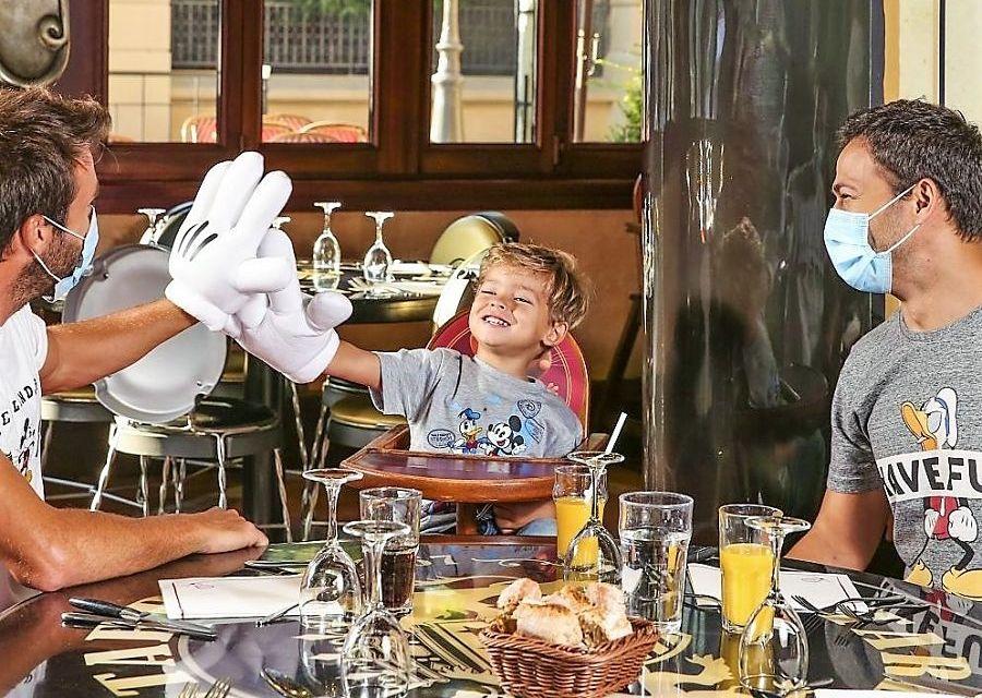 Veilig eten in Disneyland Paris - Foto: © Disney