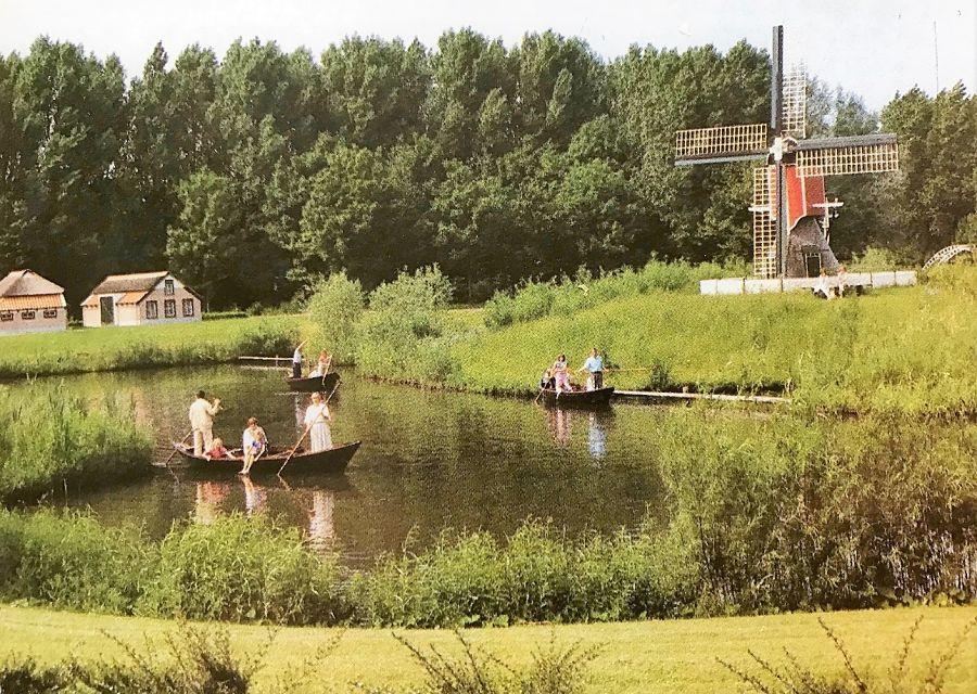 Waterland in de voormalige Flevohof