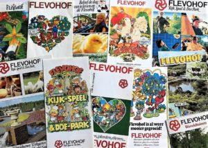 Folders van de Flevohof - Foto: © Adri van Esch